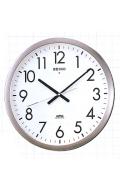 セイコー SEIKO 壁掛け時計 オフィス クロック 電波時計 KS266S 文字入れ対応《有料》 取り寄せ品