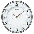 暗くなると秒針を止め 音がしない 壁掛け時計 電波時計 掛時計 KX213B セイコー SEIKO スイープ 文字入れ対応、有料 取り寄せ品