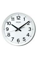 セイコー 電波時計 SEIKO 掛け時計 会社 オフィス 事務所 KX317W 文字入れ対応《有料》 取り寄せ品