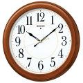暗くなると秒針を止め 音がしない 壁掛け時計 掛時計 電波時計 KX388B セイコー SEIKO 文字入れ不可 取り寄せ品