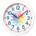 セイコー SEIKO 壁掛け時計 知育時計 KX617W 取り寄せ品