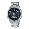 CASIO カシオ リニエージ LCW-M100DE-1A3JF ソーラー 電波時計 メンズ 腕時計 取り寄せ品