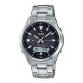 CASIO カシオ リニエージ LCW-M100DE-1AJF ソーラー 電波時計 メンズ 腕時計 取り寄せ品