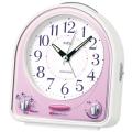 メロディ アラーム 目覚まし時計 セイコー SEIKO NR435P 文字名入れ不可 取り寄せ品
