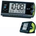 セイコー SEIKO 大音量の電子音アラーム音目覚まし時計 NR534K ライデン 文字入れ名入れ対応、有料 取り寄せ品