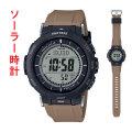カシオ プロトレック CASIO PROTREK ソーラー 腕時計 メンズ タフソーラー PRG-30-5JF 取り寄せ品