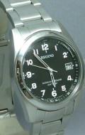 シチズン 10気圧防水の男性用ソーラー電波腕時計レグノ RS25-0481H 刻印対応、有料 ZAIKO