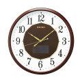 セイコー SEIKO ハイブリッドソーラー電波時計 壁掛け時計 SF241B 文字入れ対応、有料 取り寄せ品
