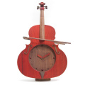 バイオリン時計