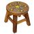 アニマルチェア ウッド スツール 子供椅子