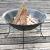 たき火鉢セット