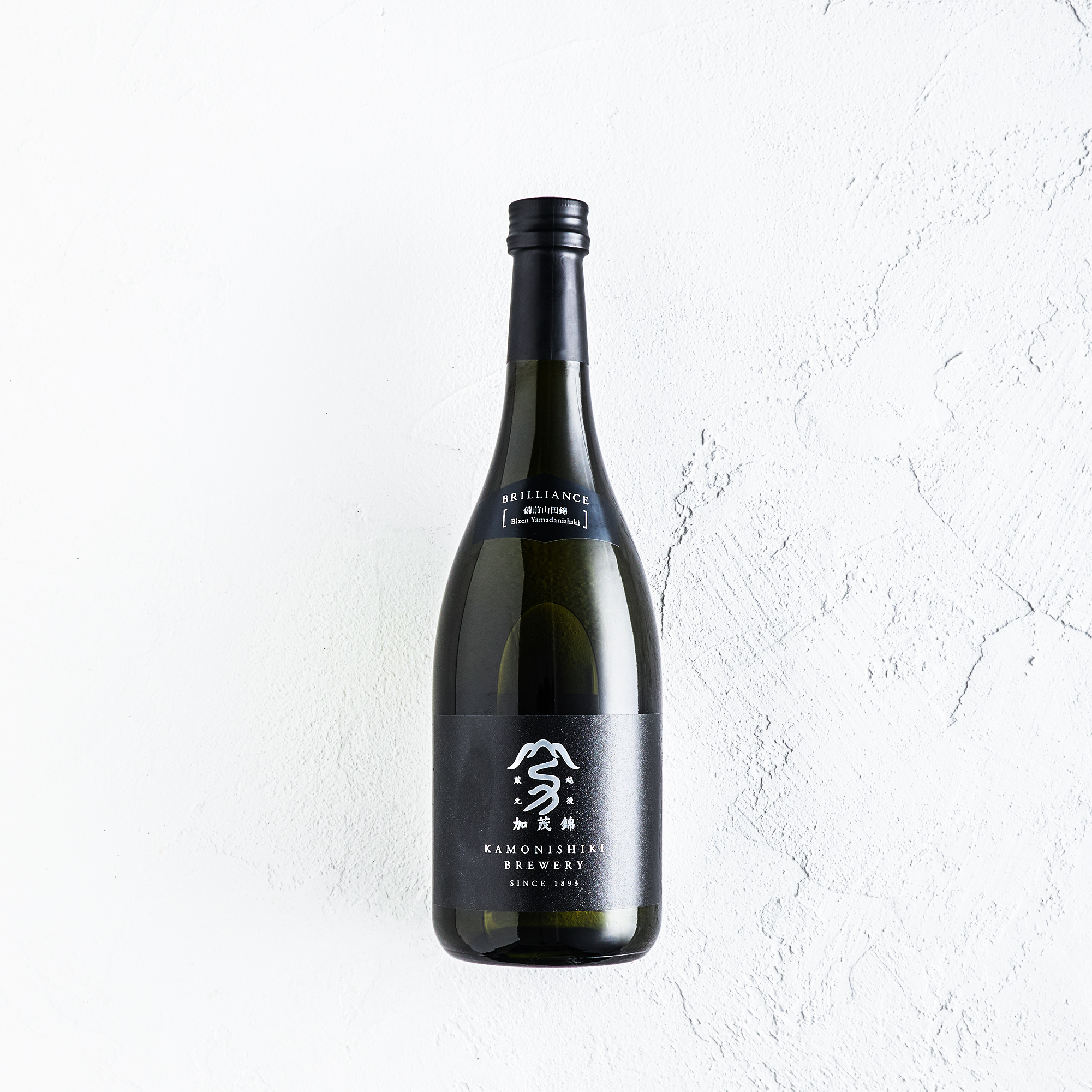加茂錦 BRILLIANCE 備前山田錦 無濾過生原酒 720ml