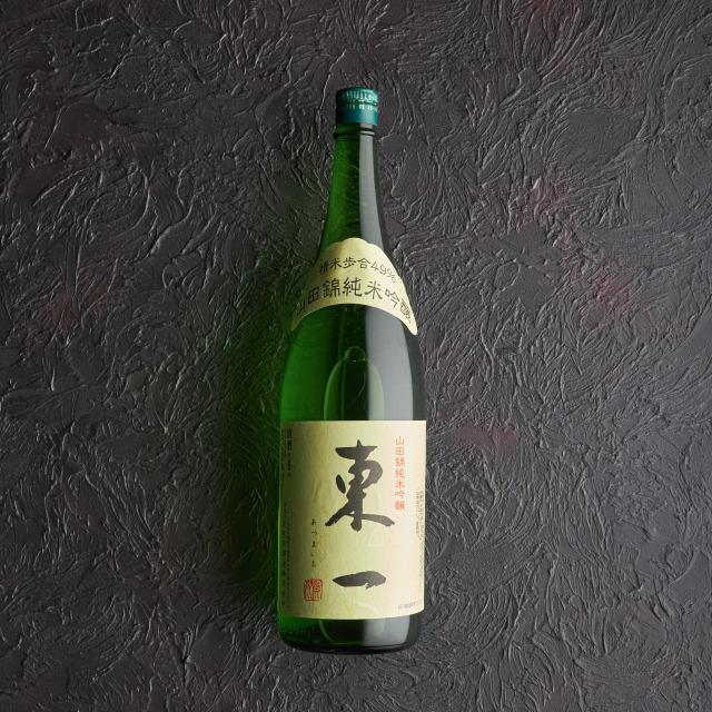 東一 純米吟醸 1.8L