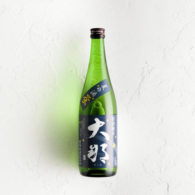 大那 特別純米 夏の酒 蛍