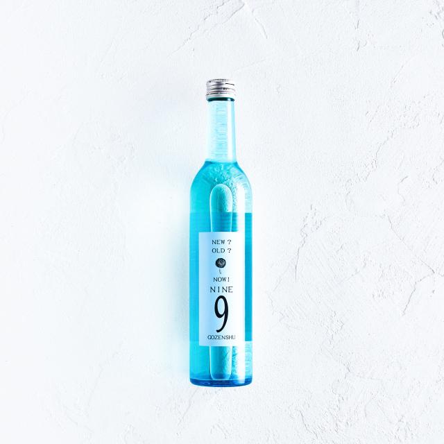 GOZENSHU9(NINE)ブルーボトル