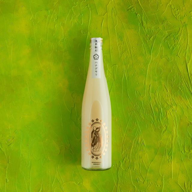 ハナグモリ 濁酒 500ml