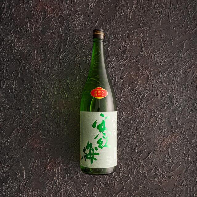 寒紅梅 純米酒