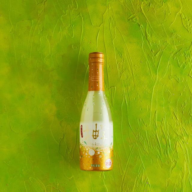 実りのスパークリング 柚子 250ml