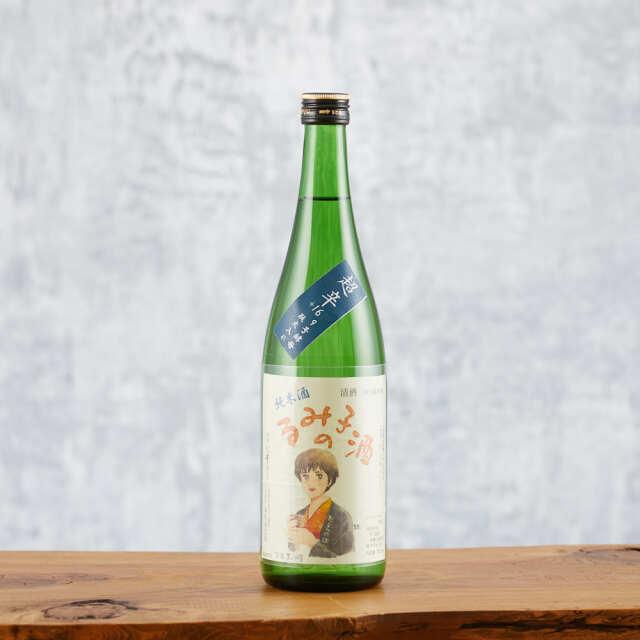 るみ子の酒 純米酒 9号酵母 超辛瓶火入れ