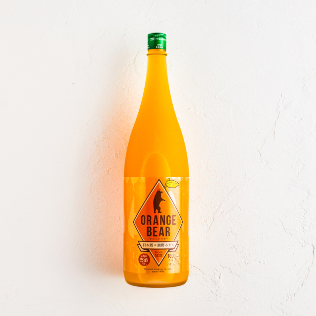 酒屋八兵衛 オレンジベア 1.8L