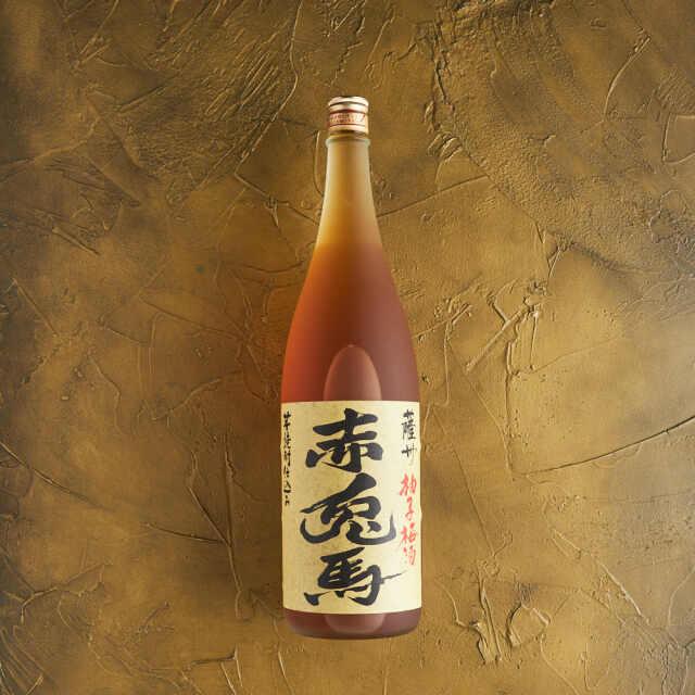 赤兎馬 柚子梅酒 1.8L