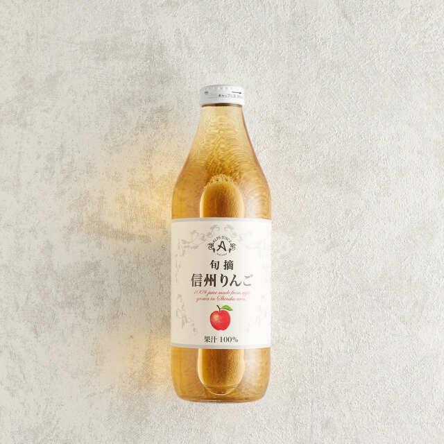 信州りんご 果汁100% 1L