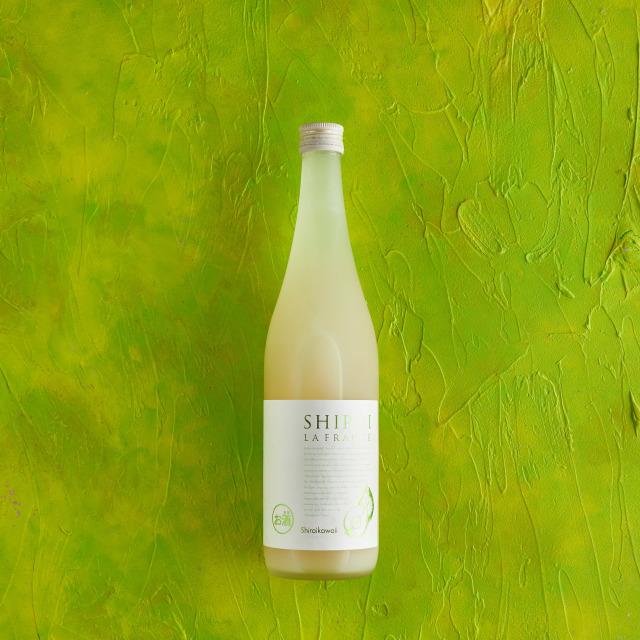 SHIROI 可愛い白いラ・フランス