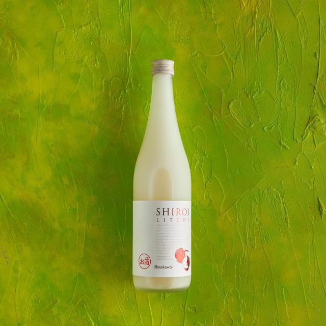 SHIROI 可愛い白いライチ