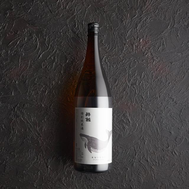 酔鯨 特別純米酒 1.8L
