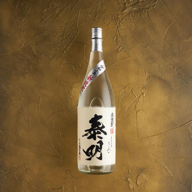 特蒸泰明 新酒 麦 1.8L