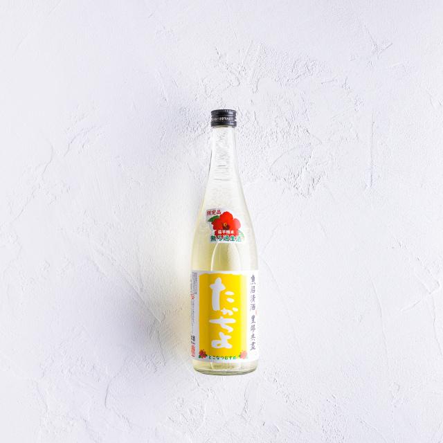 たかちよ 無濾過生酒(扁平精米) 黄 とこなつむすめ