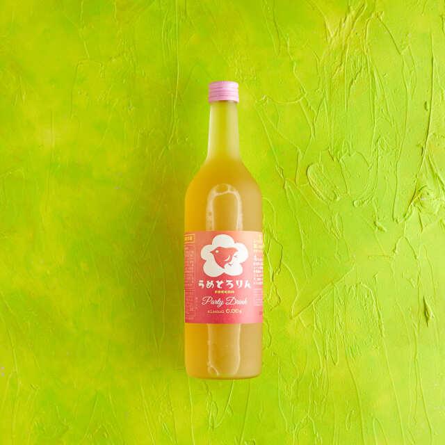 フリーダ 梅とろりん ノンアルコール梅酒 720ml