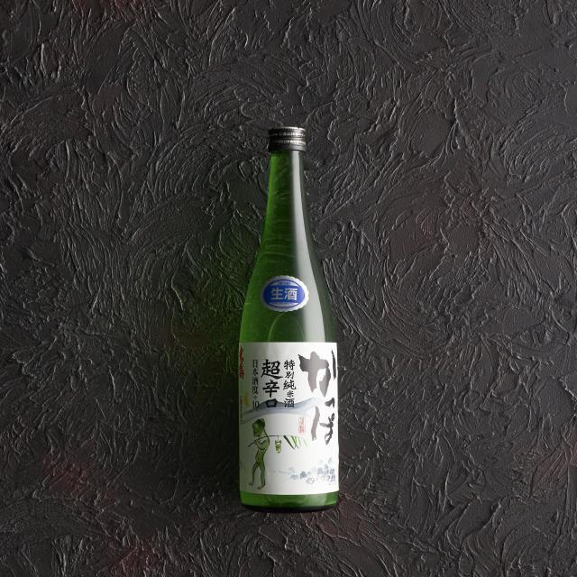 米鶴 かっぱ 特別純米 うすにごり