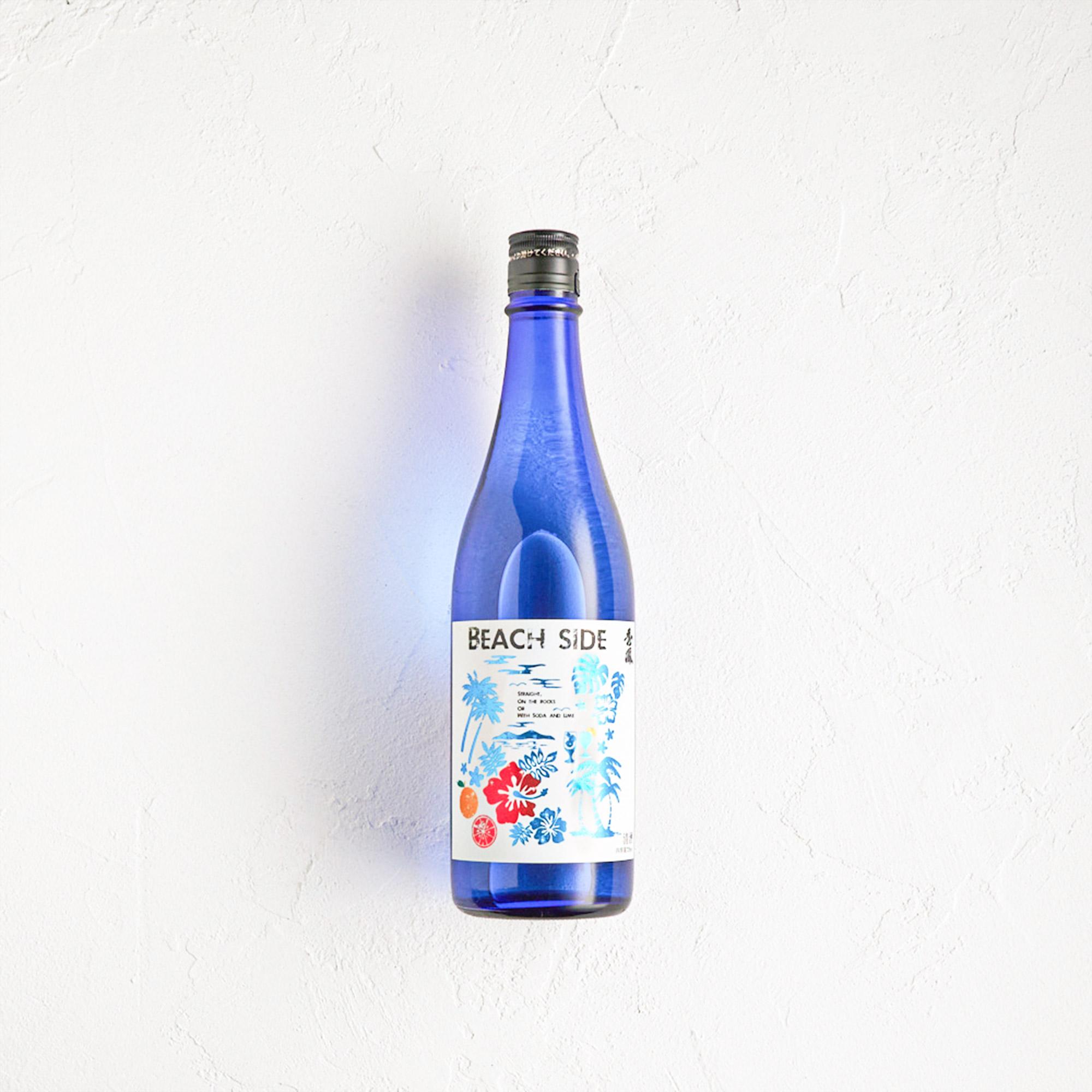 秀鳳 純米吟醸 BEACH SIDE