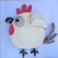 鳥 ニワトリ CK100-E033