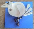 鳥 シラサギ CK100-E035