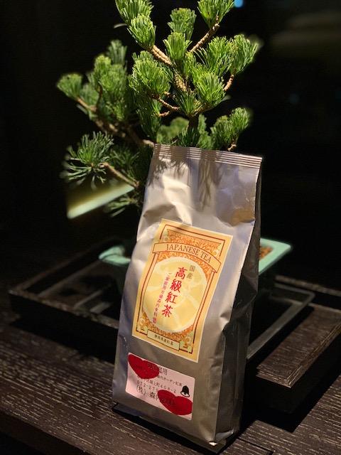 静岡県直送 和紅茶!プレミアムモリウチガーデン紅茶
