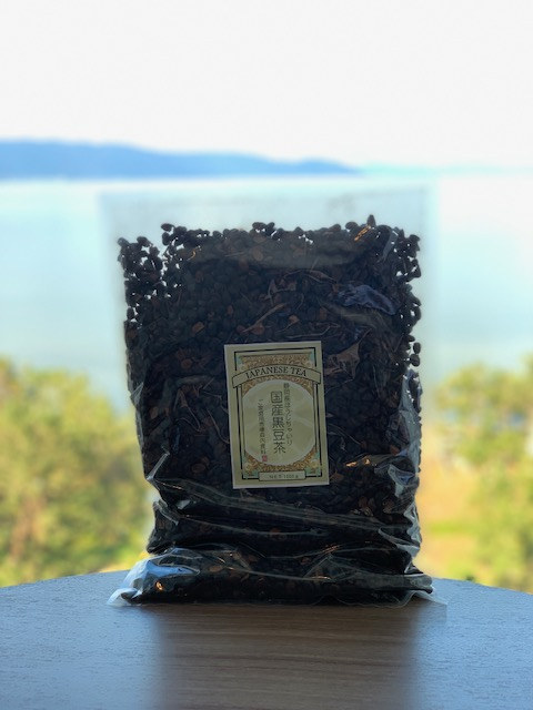 ほうじ茶入り黒豆茶1kg
