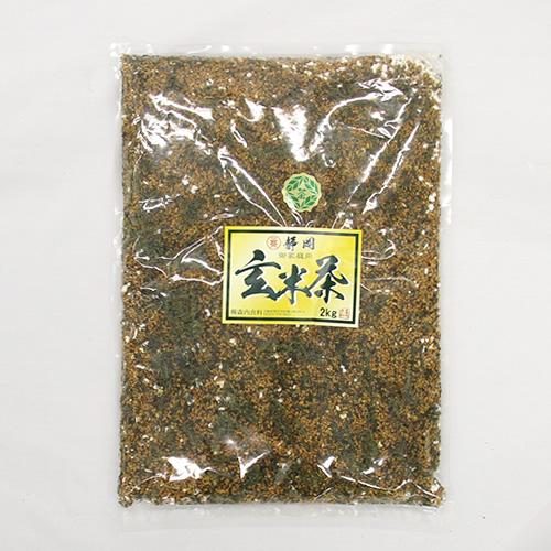 玄米茶1kg