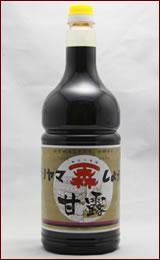 こいくち醤油 甘露 (1.8L)