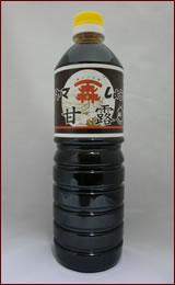 こいくち醤油 甘露 (1L)