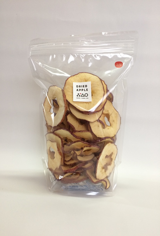 干しりんご ふじ 大袋 1パック(200g入り)