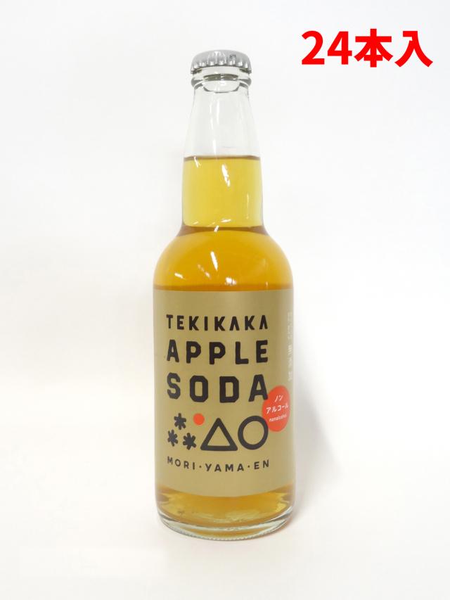 テキカカアップルソーダ24本
