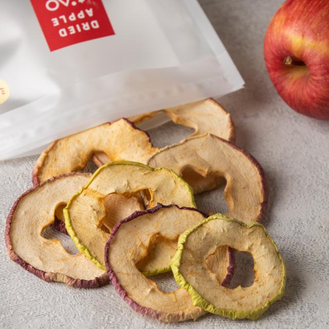 干しりんご ミックス 30g
