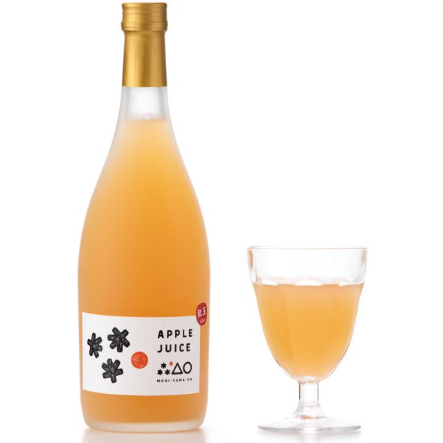無添加りんごジュース 紅玉 (720ml) 1本