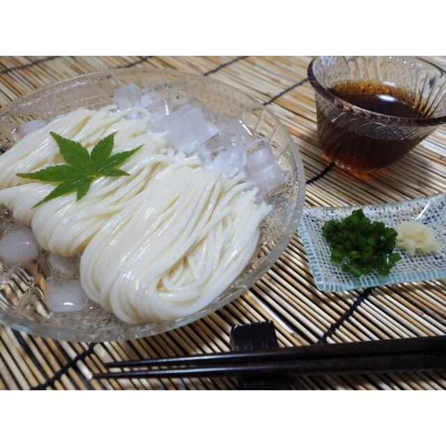 藻塩半田素麺