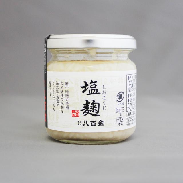 塩麹 海人の藻塩