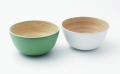 Bamboo Bowl 「Forest &Cloud」