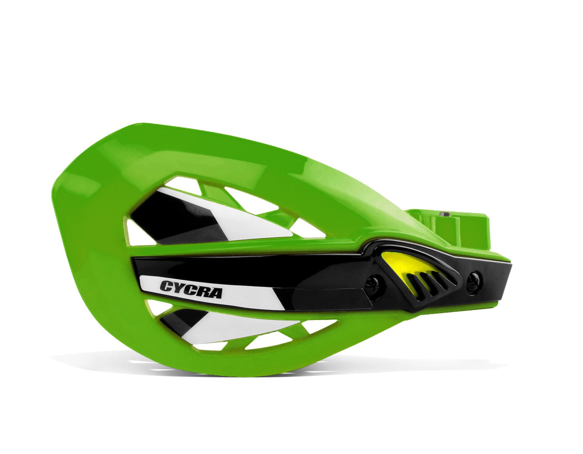 CYCRA サイクラ ECLIPSE (エクリプス) ハンドガードキット・Kawasaki 2016-2020用パーチマウント