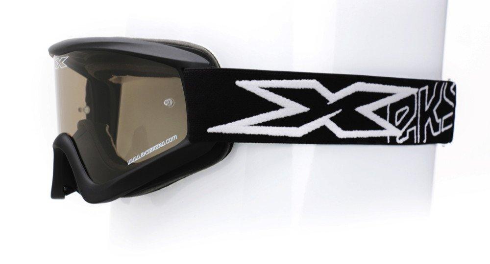 "X-Brand ゴーグル""SAND"" ブラック"